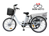 24 трицикла дюйма электрических с автошиной Kenda