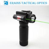 Taktische Foregrip 750 Taschenlampe der Lumen-LED mit grünem Laser