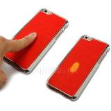 iPhone 7 аргументы за телефона теплочувствительного цветого температуры изменяя