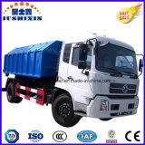 신식 Dongfeng 4X2 170HP 10m3 훅 팔 패물 트럭