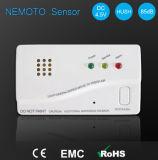 9V Home Security System Independent Carbon Monoxide Alarm (PW-916)