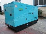 Ce/Soncap/CIQの承認のWeifangエンジンTh6126zdを搭載する250kVA無声ディーゼル発電機