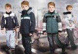 男の子のコートOEMの歓迎(GT-WB001)に着せている2013年のMisswinnieの子供
