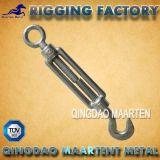 アメリカ亜鉛合金のターンバックルの索具DIN1480