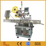 Horizontale runde Etikettiermaschine, China-horizontaler Etikettierer
