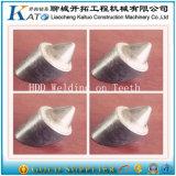 Herramientas de la construcción del Br2 Br3 Br4 de las herramientas de corte de HDD Br1, Soldar-en los dientes
