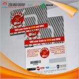 Hochwertige Cr80 VIP RFID Karte Plastik-Identifikation-Karte
