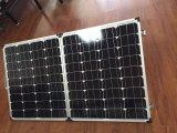 휴일에 있는 캐라반을%s 태양 전지판을 접히는 80W