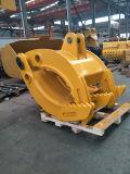 gru a benna manuale dell'escavatore 40tons fatta in Cina