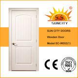よいデザイン合成のInterirorの木のドア(SC-W005)