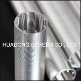 Filtro da câmara de ar da tela da redondeza do entalhe do aço inoxidável 316L 0.020