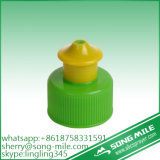 28мм пластмассового потяните крышку расширительного бачка с воды зеленого цвета