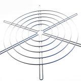 O ventilador de metal galvanizado revestido de PVC Grill Gurad para ventilador Industrial