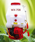 Knapsack agricole Power Sprayer 708 avec 2 Stroke Gasoline Engine