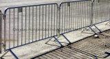 직류 전기를 통한 스테인리스 안전 소통량 건축 군중 통제 방벽