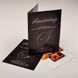 Brochure/tri-Vouwt de Pagina van de Bevordering/het Vouwen van het Pamflet