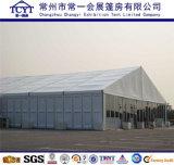 Grande exposition en plein air sur le toit tente de l'événement pour l'activité Partie
