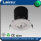 China cree de alta calidad de la luz de techo LED Downlight LED Lámpara de ahorro de energía con CE RoHS