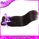 6A Un brouillard brésilien brésilien à tissus lisses Forme Light Yaki 3PC / Lot Natural Black Brazilian Virgin Hair Extensionson on Sale