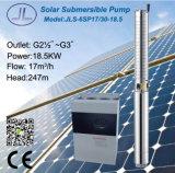 Solarwasser-Pumpe 416L der tiefen Vertiefungs-6sp17/30