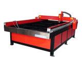 Acero del plasma del CNC del precio Ql1325 de China, máquina para corte de metales
