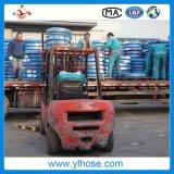 Boyau en caoutchouc hydraulique tressé de pouce élevé de Presssure R1 1-1/4