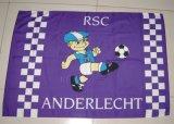 La decorazione della pubblicità di festival mette in mostra la bandierina esterna della bandiera (0034)