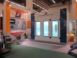 Neuer konzipierter Spray-Stand für Auto, Lack und trocknen, Technologie aus Italien