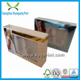 Venta al por mayor de papel barata de encargo del rectángulo del tubo de la fábrica