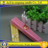 Venta caliente de la vela del color de Aoyin 12g en el mercado de Middeast