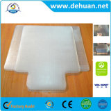Cadeira de PVC Advantagemat Mat para Baixa Carpetes até 1/4 polegada de espessura, 60 x 48 polegadas, Rectangular