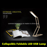 Lámpara de mesa LED flexible con UL / CE / RoHS