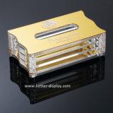 명확한 플라스틱 조직 상자 수정같은 조직 상자 (BTR-P6030)
