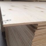 Madera contrachapada fenólica de la base del álamo para el embalaje de los muebles de la paleta (9X1220X2440m m)
