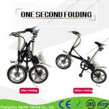 E-Bike электрического Bike батареи лития колес 36V250W 2 миниый складывая