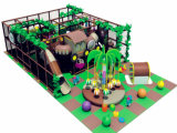 Подгонянная спортивная площадка детей конструкции крытая