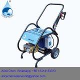 Auto-Wäsche mit Hochdruckpumpe und elektrischer Unterlegscheibe des Druck-100bar