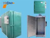 Revêtement en poudre four industriel de séchage pour les articles en métal