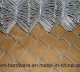 Frontière de sécurité galvanisée de bonne qualité de maillon de chaîne de constructeur de la Chine