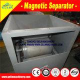 Réduction magnétique de forte intensité d'ilménite de séparateur