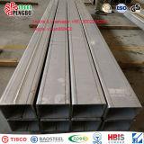 S31803 de DuplexPijp van het Roestvrij staal met Ce