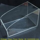 Étagère en acrylique claire pour magasins / stand d'exposition en acrylique