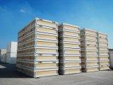 Casa movible prefabricada del paquete plano de la estructura de acero (KXD-CH91)