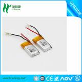 Pequeña batería 60mAh 3.7V del Litio-Ion para el receptor de cabeza sin hilos de Bluetooth