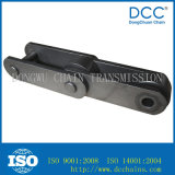産業金属の抗力パーム油の企業のためのまっすぐな側面の版の金属の鎖