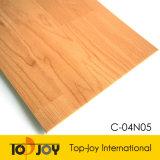 Fácil de instalar en el interior suelos de PVC de Bádminton (C-04N05).