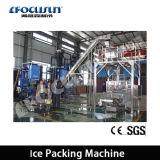 Полностью автоматическая упаковка льда