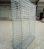 中国の高品質はGabion溶接されたボックスに電流を通した