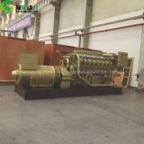 500kw hohes Effidicency Cer genehmigte für Kraftwerk-Ton-Beweis-Diesel-Generator
