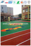 طقس مقاومة أطفال ملعب أرضيّة سطح بدون رائحة